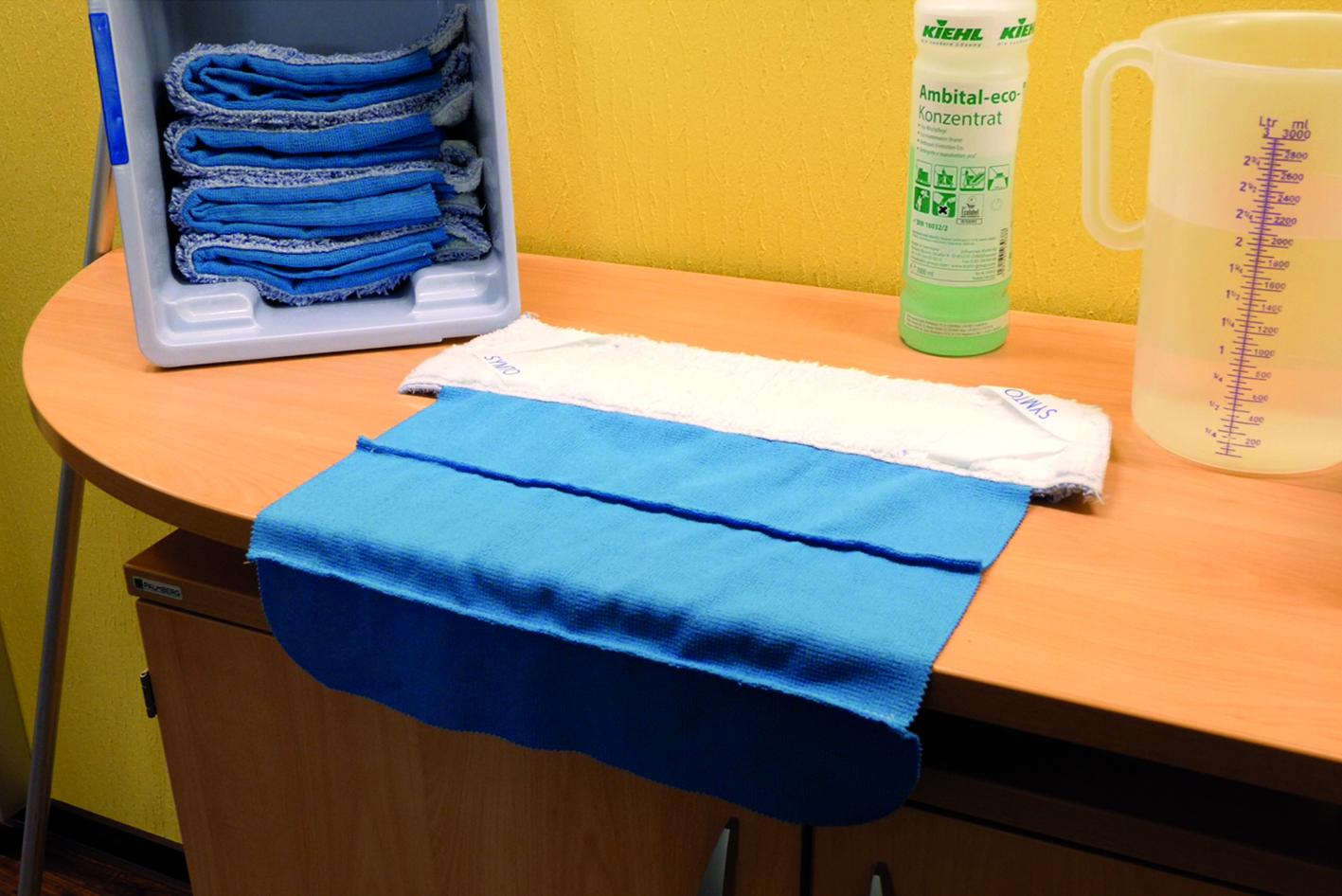 Das Pressefoto zeigt die neu entwickelten Möppe von dsa-altvatter GmbH.