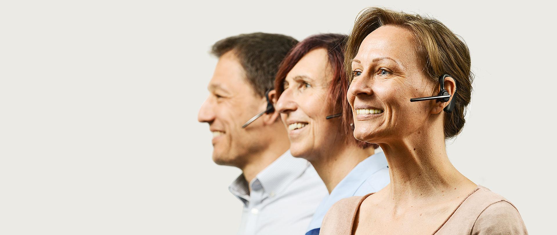 Kontakt - Wir freuen uns auf Ihre Anfrage